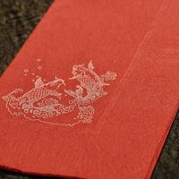 日本製紙ナプキン 鯉<The Carp set>  20枚