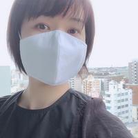 【シロノマスク】こぎん刺し作家 北の星座 製 布マスク