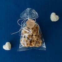 【ホワイトデー】ワッフル屋の手づくりクッキー(紅茶)