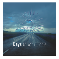 2nd Single「Days」