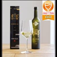 ワイン樽熟成日本酒~ORBIA LUNA(オルビア ルナ)~500ml 1本 ギフト箱入り WAKAZE