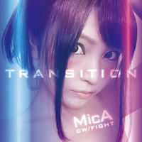 [CD] MicA シングルCD「TRANSITION」