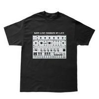 【抜染】303クローンシンセTシャツ