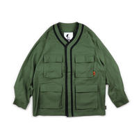 CODURA FABRIC MILITARY JACKET