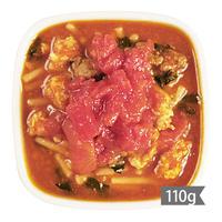 鶏肉とレバーのトマトパスタ〈110g〉