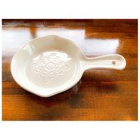 フライパン皿 【WH】