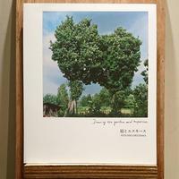 私家版『庭とエスキース』booklet