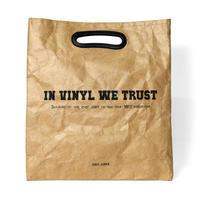 VINYL JUNKIE - TYVEK Bag