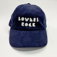 VINYL JUNKIE -  LOVERS ROCK CORDUROY CAP