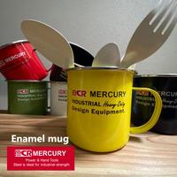 Mercury Enamel mug 500ml 6COLORSマーキュリー エナメルマグ 500ml