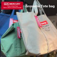 Mercury Grosserie tote bag / 4colorsマーキュリー グローセリー トート
