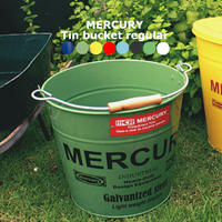 MERCURY Tin bucket regular