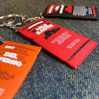 DELTACO beach sauce key holder/デルタコ ソース キーホルダー