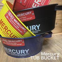 マーキュリー タブバケツ Mercury Tab bucket