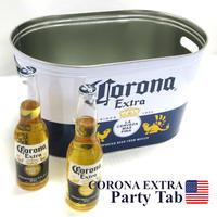 CORONA EXTRA Party tabコロナエキストラのパーティータブ / アメリカ直輸入 【8900112】