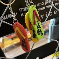 DELTACO beach sandal key holder/デルタコ ビーサン キーホルダー