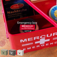 Mercury Emergency box