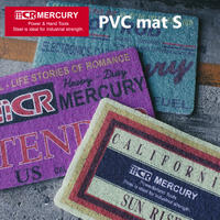 Mercury PVC mat S 6TYPE/PVCマットS 【マーキュリー】