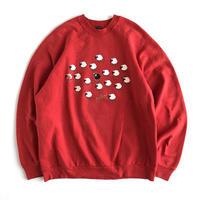 screen stars / Sheep graphic prrint sweatshirt