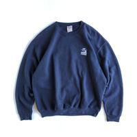 Godfather Pizza embroidery logo sweatshirt