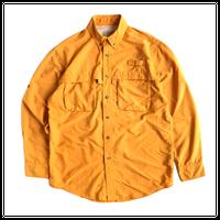 "L.L.Bean / Fly fishing B.D. Tech Shirt ""mango orange"""