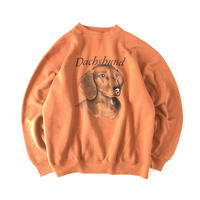 Duchshund / sweatshirt / Made in USA