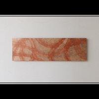 和紙アートパネル「緩流」-Washi Wall Art Panel 910×280