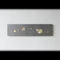 和紙マグネットアートパネル「華」-Washi Wall Art Panel 900×230