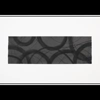創作デザイン和紙・珪藻土/墨染(商品番号:as-181001)