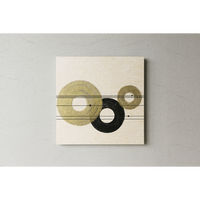 和紙アートパネル「結」-Washi Wall Art Panel