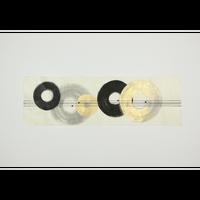 創作デザイン和紙(墨)(商品番号:as-160603)