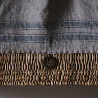 1930's vintage grain sack BAG/XL