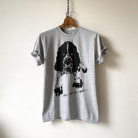 "PAINTS ""SPANIEL"" Tee Shirts GREY"