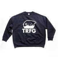 TRFG ビッグシルエットスウェット