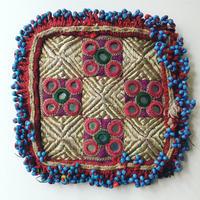 ビーズ刺繍ブローチ・8(アフガニスタン)大