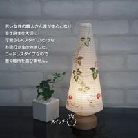 『いちご&strawberry』スカイ【ベリーライト】インテリア提灯