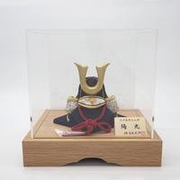 陽光 蒼之兜(インテリアアクリルケース入り飾り)