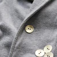 満月ボタン(真鍮製ボタン)19mm 5個セット
