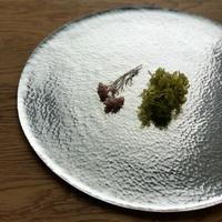 白月大盆[ 十二寸 アルミ ]