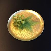 満月平皿(五寸)