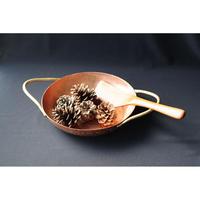 純銅のミニグリルパン