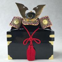 "KABUTO ""B type (Samurai helmet) / Kyoto traditional crafts"