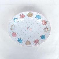 Deepdish for Kids(Animal face)/ Mino ware