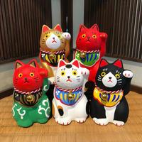 Fortune cat/MINGEI