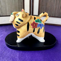 Tiger-Japanese Zodiac(gold-colored) / Hand-made