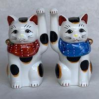 Fotune cat(Calico)/Setoyaki