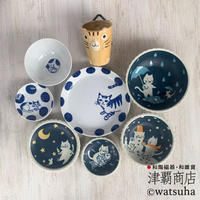 【Shipping 50%OFF!!】CLAZY♡CATS SET  for Single(Blown cup)