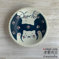 SUNDAY CAT /Footprint(Bowl)