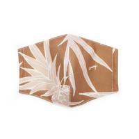 Organic Cotton Mask -Hala Kahiki- [+pulp filter 2pc]
