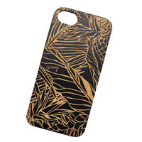 LĀʻAU iPhone case -Pililani- BLACK